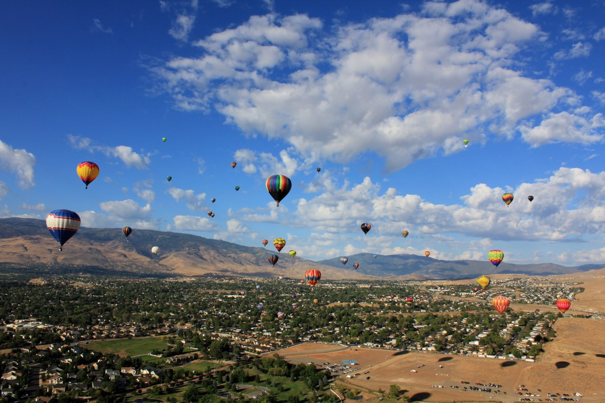 Great Reno Balloon Races- Courtesy of RSCVA- Alt Text