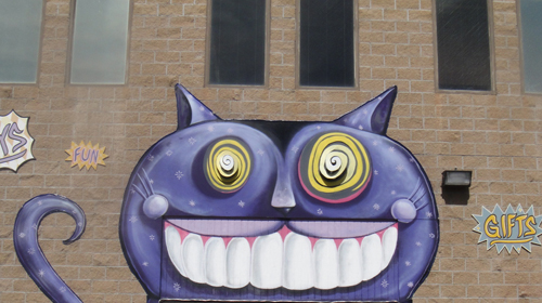 Happy Happy Joy Joy Reno: Courtesy of Midtown District Reno