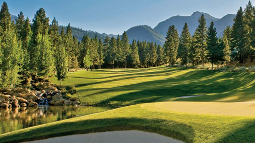 Montreux Golf Course in Reno: Courtesy of Montreux Golf Course