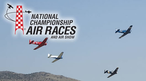 National Championship Air Races in Reno: Courtesy of Reno Championship Air Races