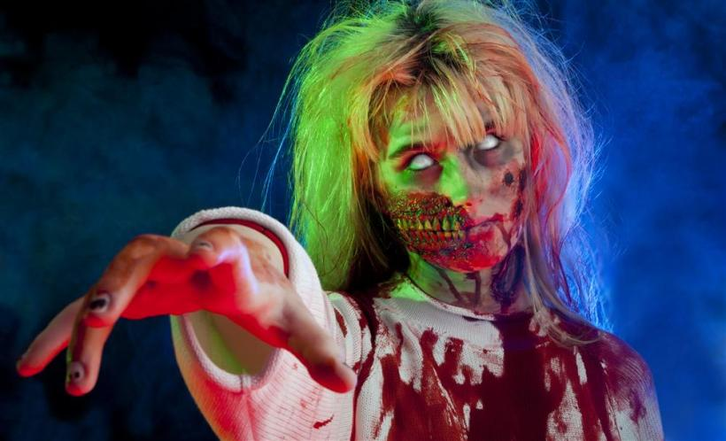 Reno Frightfest Slaughterhouse at Reno Aces